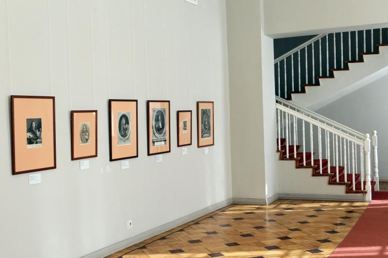 Vilniuje kuriamas dailininko V.Kasiulio muziejus duris atvers po metų
