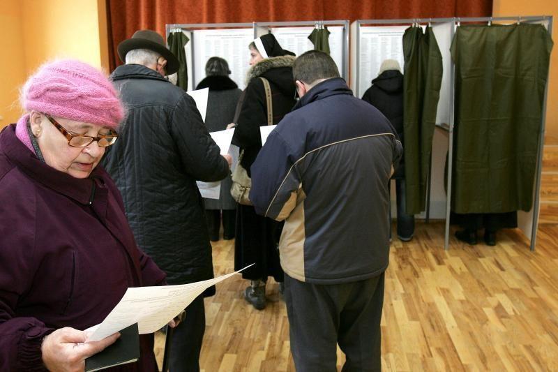 Partijoms paskirstyta per 10 mln. litų valstybės dotacijų