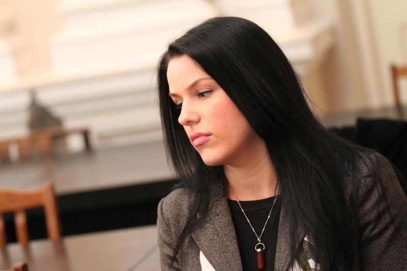 Atgavusi dukterį, L.Stankūnaitė žada likti Lietuvoje