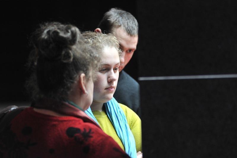 Kraupi byla: moteris kaltinama palikusi kūdikį mirti fekalijose