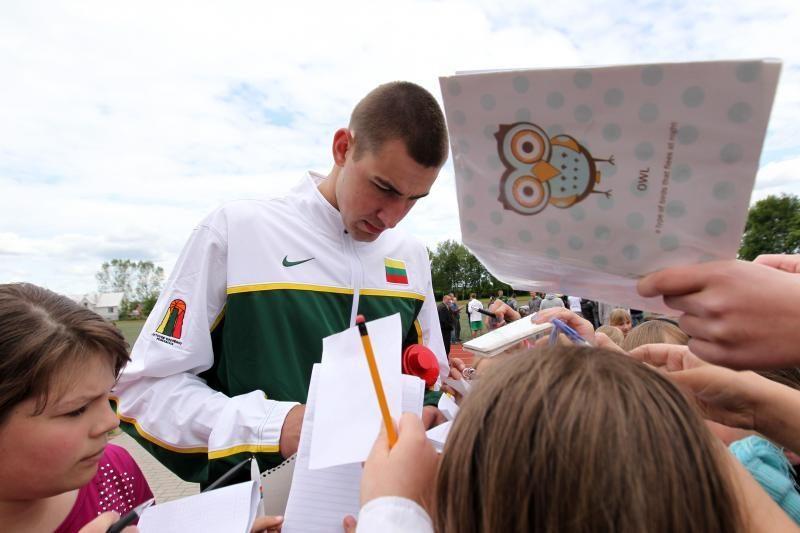 Kokią vietą Europos čempionato reitinge užima Lietuva?
