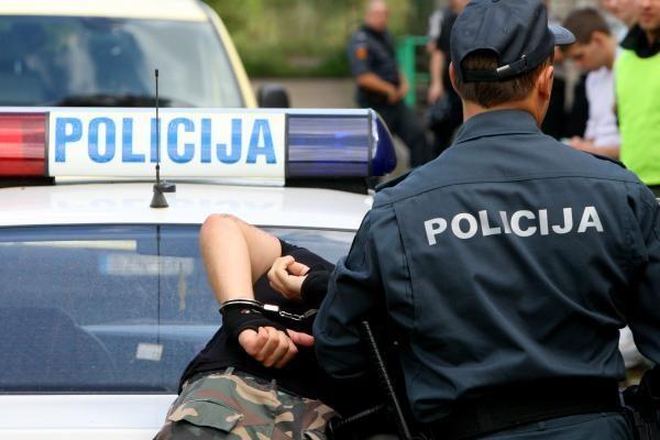 Panevėžio teisėsaugininkai siūlo atskirai numatyti atsakomybę už pasipriešinimą policininkams