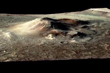Ekspertai NASA rekomenduoja sutelkti dėmesį į Marsą