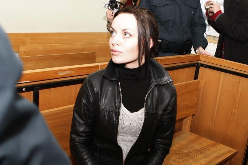 Dvynukų motiną Klaipėdos teismas nuteisė 10 metų nelaisvės (papildyta)