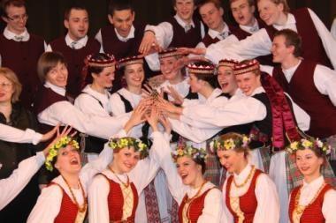 Vilniaus studentų koncertai ir parodos – globos ir vaikų namų gyventojams
