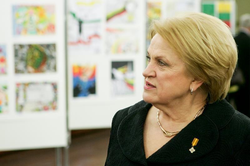 K.Prunskienę apžiūrėjo profesorius iš Maskvos