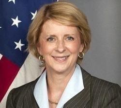 Nauja JAV ambasadore Lietuvoje norima skirti D.A.McCarthy