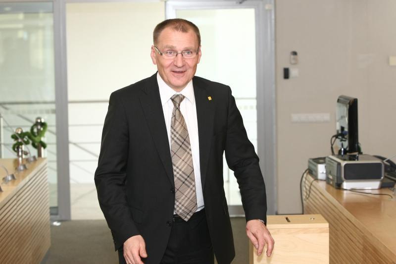 A.Čaplikas apie atleistus FNTT vadovus: ligotų žmonių svaičiojimai