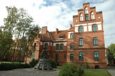Klaipėdos universitete - apskaitos pažeidimai