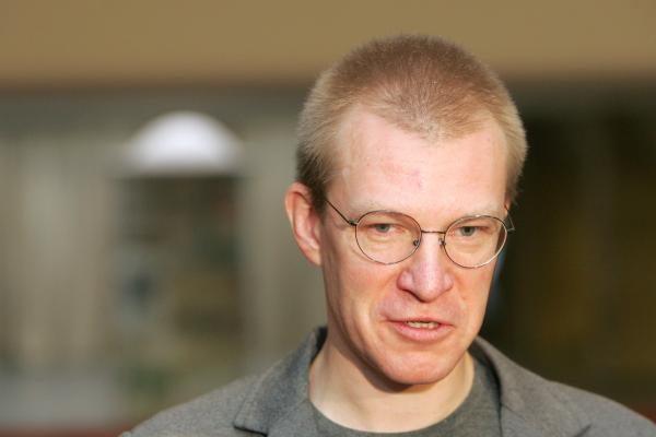 Nacionalinio teatro vadovas M.Budraitis: keisimės evoliucijos būdu