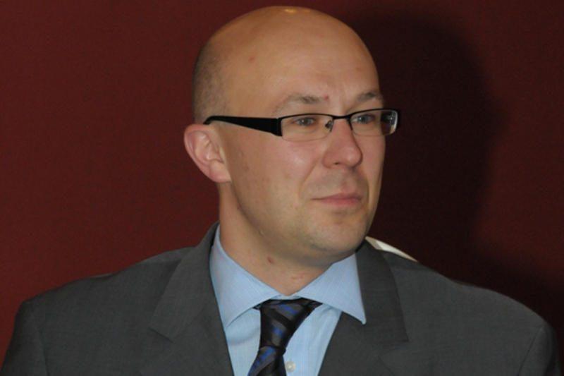 Vilniaus universiteto Teisės fakulteto dekanu išrinktas T.Davulis
