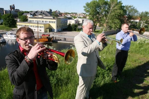 Klaipėdoje prasidėjo XVI Pilies džiazo festivalis