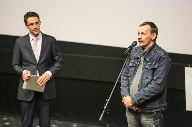 """Į Kauną atkeliavo    """"Kino pavasaris"""""""