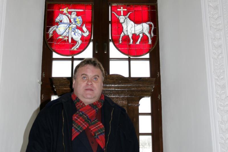 Kauno rotušę herbais puošęs dailininkas palydėtas į paskutinę kelionę