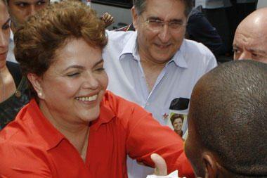 Ar Brazilija išsirinks pirmąją prezidentę moterį?