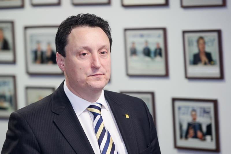 Vidaus reikalų ministru pasiūlyta skirti A.Melianą