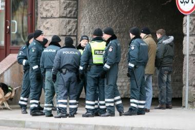 Profsąjungos kaltina tarnybas neramumų kurstymu