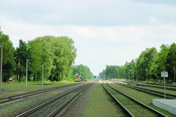 Kaune ir jo rajone – infrastruktūros geležinkeliuose renesansas