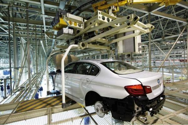 BMW ruošiasi užkariauti Kinijos rinką