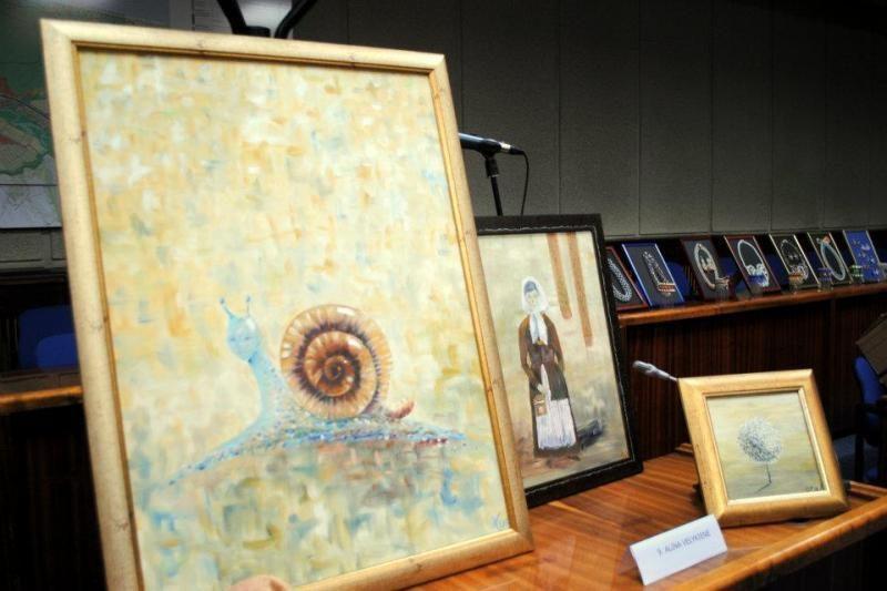 Kovo 8-ąją - Klaipėdos savivaldybės auksarankių paroda
