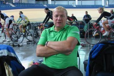 A.Jakimavičius: į Pruškovą dviratininkai išvyko kovoti dėl medalių