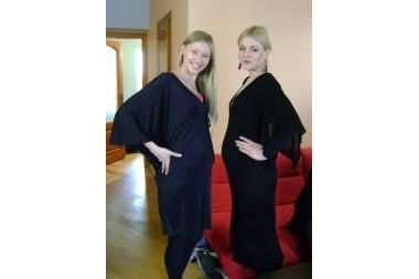 Lietuviško serialo kūrėjams - rūpesčiai dėl aktorės nėštumo