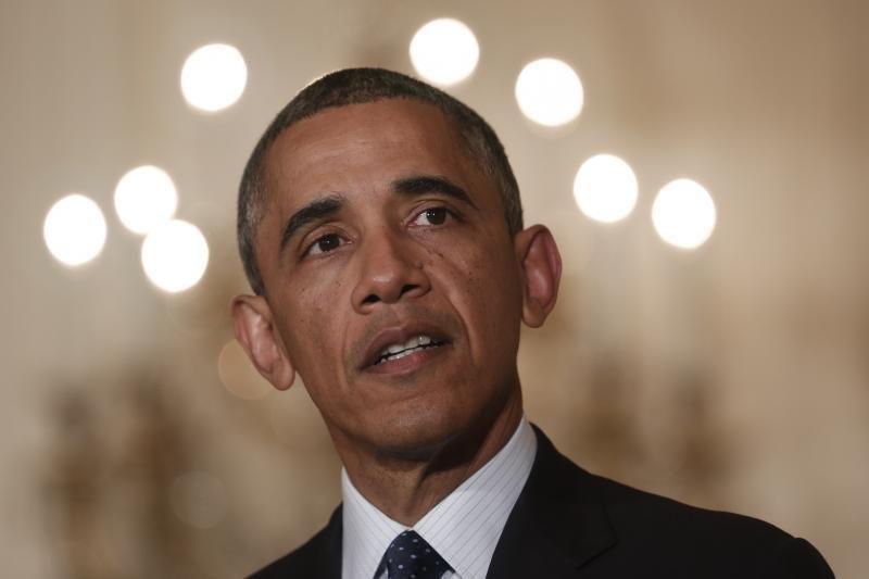 B. Obama palankiai sutiko teismo sprendimą dėl gėjų santuokų