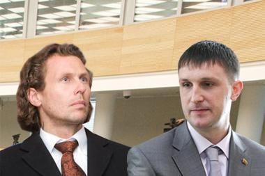 Konstitucinis Teismas skelbs, ar du parlamentarai verti apkaltos