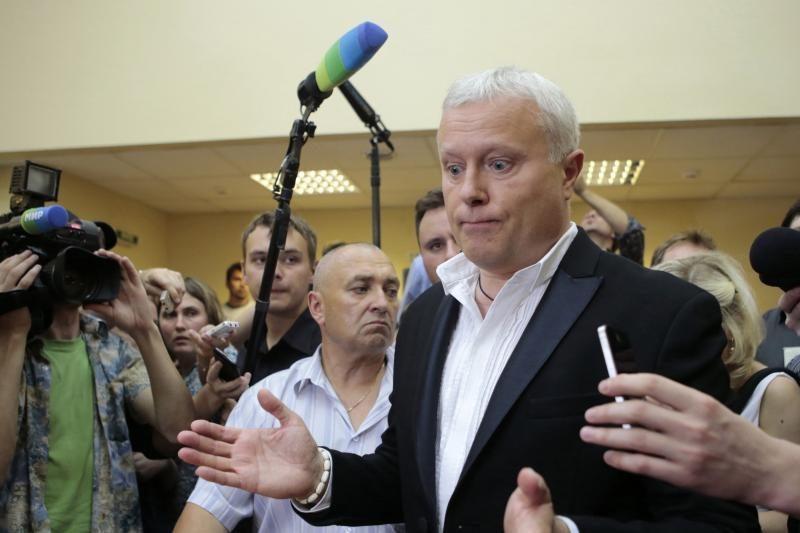 Žiniasklaidos magnatas A. Lebedevas išvengė kalėjimo dėl muštynių
