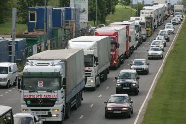 Rusiją vežėjai pasiūlę prilyginti ES, nustebino draudikus