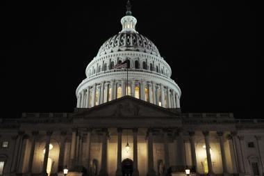 Kalifornijoje pralaimėję JAV respublikonai nesugebėjo įgyti daugumos Senate