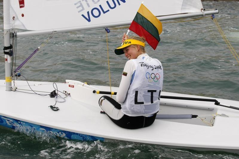 Pasaulio buriavimo taurės etape G.Scheidt užima ketvirtąją vietą