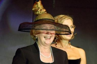 Kristina Brazauskienė kaltina pirmąją prezidento žmoną planavus jį nužudyti (papildyta)