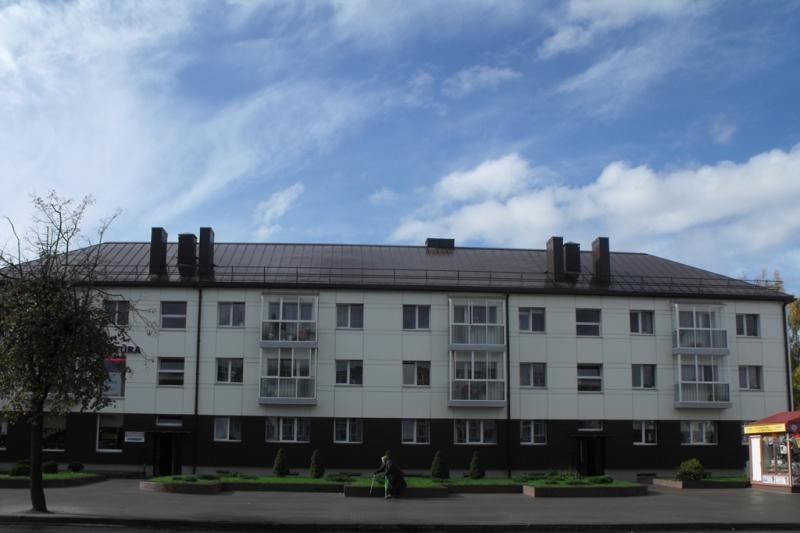 Aukštaitijos savivaldybėse įgyvendinama socialinio būsto fondo plėtra