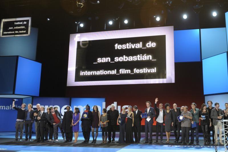 """San Sebastiano kino festivalio geriausias filmas - """"Dvigubi žingsniai"""""""