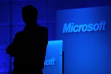 """Paskelbtos """"Microsoft"""