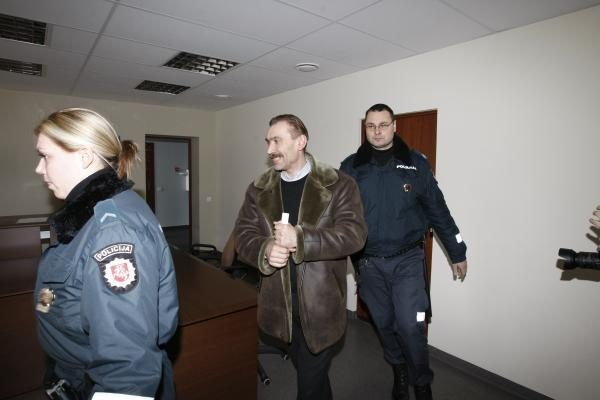Anstolis A.Zenkevičius areštinėje praleis 15 dienų (papildyta)