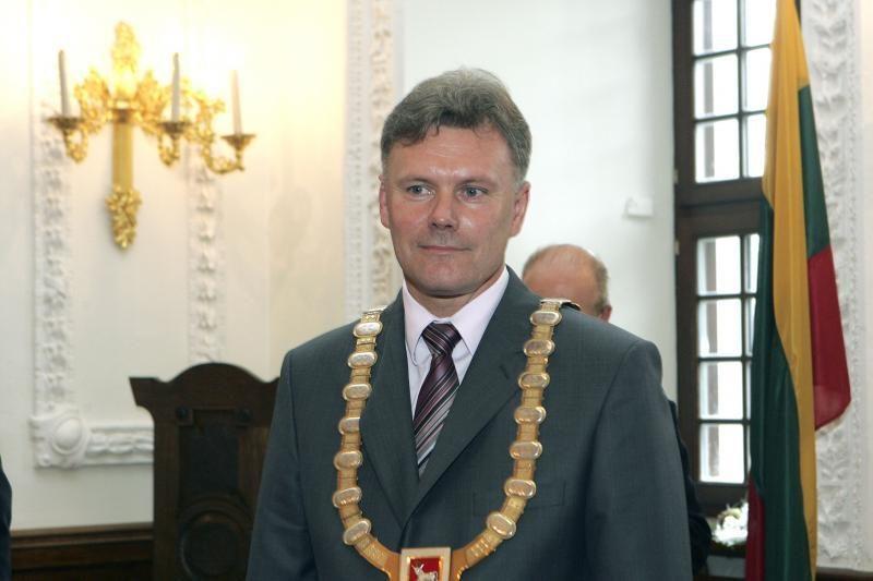 Kauno miesto meras R.Mikaitis sveikina su Rugsėjo 1-ąja