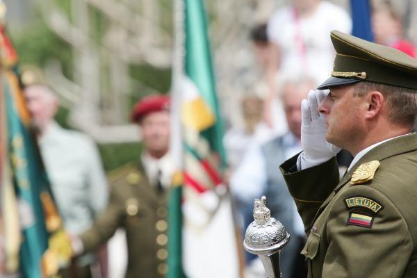 Lietuvos, kitų Baltijos šalių vadovai pagerbė sovietmečio represijų aukų atminimą