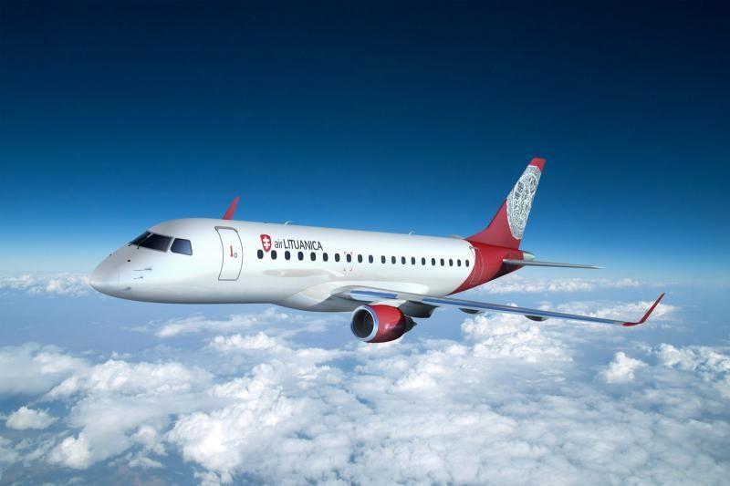 Oro linijų bendrovės nusileisti neketina
