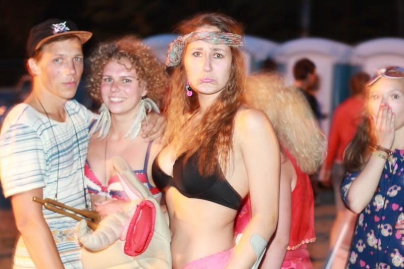 """Jaunimo būriai šėlsta festivalyje """"Bliuzo naktys"""" (naujos foto)"""