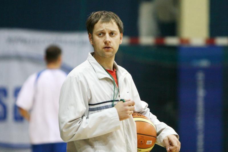"""Atsistatydino """"Neptūno"""" vyriausiasis treneris P.Juodis"""