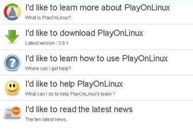 """""""PlayOnLinux"""" – """"Windows"""" platformai skirtos programos ir žaidimai """"Ubuntu"""" aplinkoje"""
