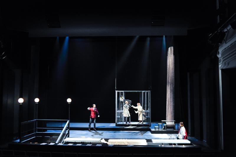 Dramos teatro vadovas: kito kelio nėra – dirbame dieną naktį