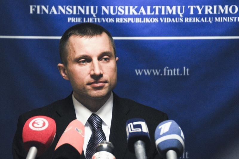 VRM ieško, kuo pakeisti atleistą FNTT direktoriaus pavaduotoją