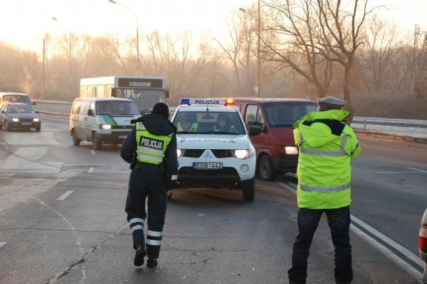 Avarijoje Klaipėdoje nukentėjo du žmonės