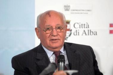 M.Gorbačiovas: prezidentas teisingai pasielgė atleisdamas Maskvos merą