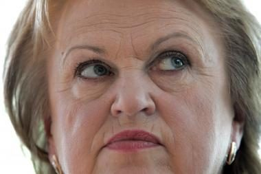 K. Prunskienė vėl dalyvaus prezidento rinkimuose