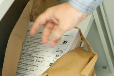 Savivaldos rinkimuose dalyvausiantys nepartiniai gali turėti tik savaitę susitvarkyti dokumentus