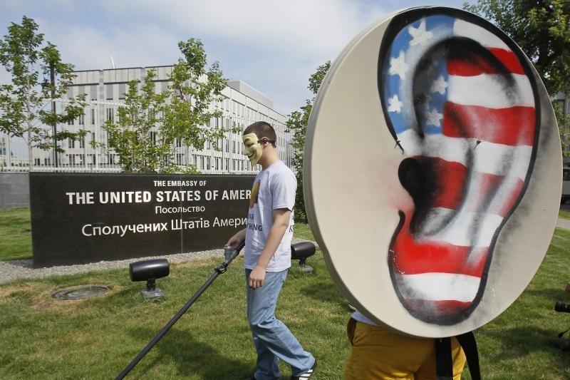 CŽV plėtra: apie tai byloja JAV paslapčių viešintojo E.Snowdeno atskleista informacija